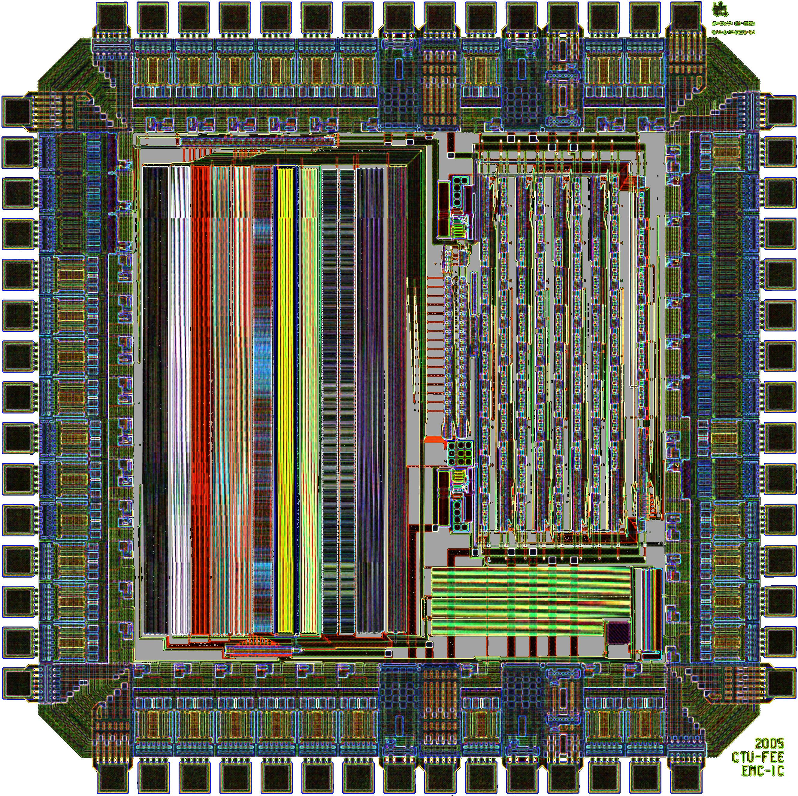 Integrované obvody