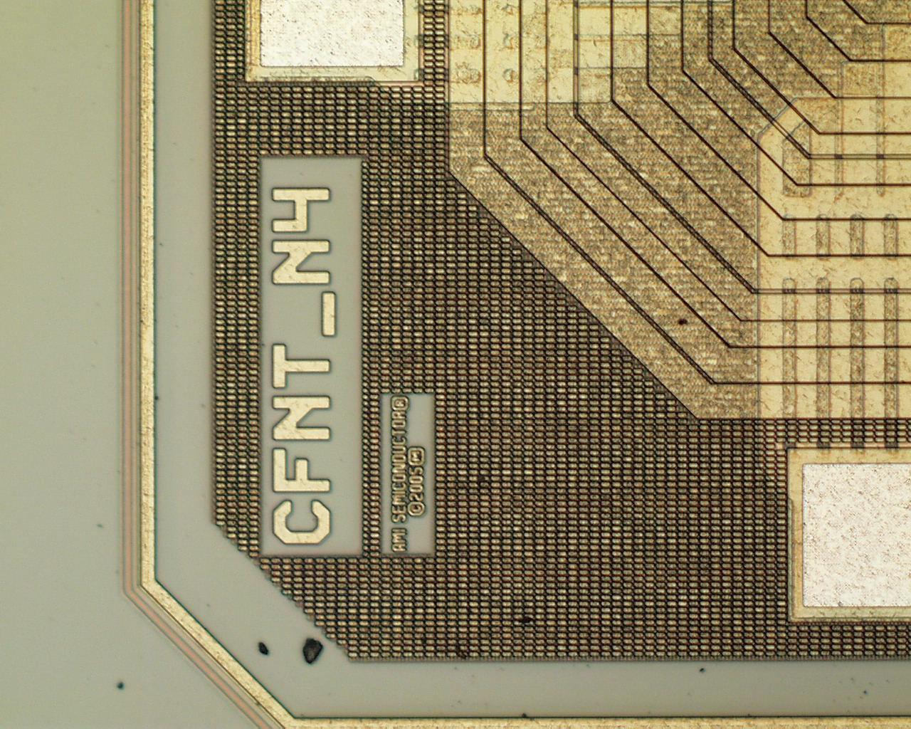 Testing of ICs